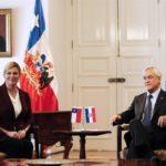 Los presidentes de Chile y Croacia firman acuerdo de colaboración cultural