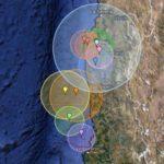 Temblor de magnitud 4,3 sacude la región de Coquimbo, en el norte de Chile