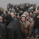 Unos 35.000 civiles han huido en últimas horas de Afrín por ofensiva turca