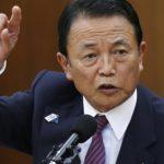 Ministro de Finanzas de Japón no irá a G20 para comparecer sobre corrupción