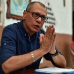 """Diputado chileno califica """"crueldad sin límites"""" prisión de Glas en Ecuador"""