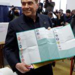 Los principales candidatos votan en Italia y llaman a la participación