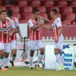0-1. Necaxa derrota a Lobos BUAP que compromete su permanencia