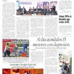 Edición impresa del 14 de abril del 2018