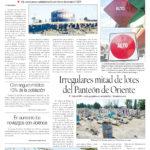 Edición impresa del 18 de abril del 2018