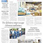 Edición impresa del 24 de abril del 2018