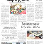 Edición impresa del 26 de abril del 2018