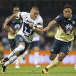 América visitará el miércoles a Pumas en el inicio de los cuartos de finales