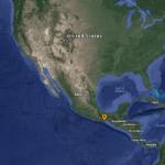 Ocurre un sismo de magnitud 4.3 en Salina Cruz, Oaxaca