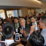 Delegación cubana abandona inauguración de Cumbre durante discurso de Almagro
