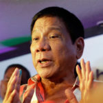 "Duterte amenaza con ""arrestar"" a inspectores del tribunal penal de La Haya"