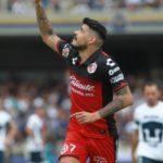 El argentino Gustavo Bou le da triunfo y clasificación a los Xolos de Tijuana