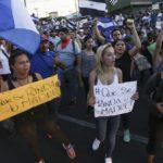 El pueblo nicaragüense pone en jaque al Gobierno de Daniel Ortega