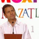 Peña Nieto destaca avance en turismo y llama a mantener firme el rumbo