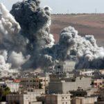 En alerta aérea por posible ataque con misiles contra Siria
