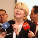 """Exfiscal Luisa Ortega dice que en Venezuela """"la verdad ha sido criminalizada"""""""