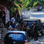 Grupo armado ataca a asistentes a funeral de un policía en Guerrero