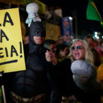 Grupos a favor y contra Lula salieron a la calle en todo Brasil tras prisión
