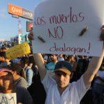 """Guatemala pide """"la paz"""" para Nicaragua y expresa su pesar por las víctimas"""