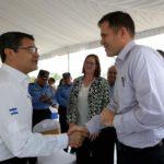 Honduras inaugura Escuela de Investigación Criminal con ayuda de EEUU
