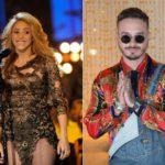 J Balvin y Shakira llegan a los Billboard latinos con 12 nominaciones