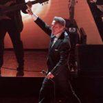 Luis Miguel fascina en show y agradece a fans sus 36 años de trayectoria