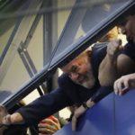 Lula pone fin a su resistencia y ya está en manos de la Policía
