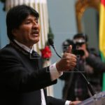 Morales inaugura planta solar construida por un consorcio boliviano español