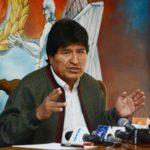 Morales promulga leyes para exploración de hidrocarburos en el sur de Bolivia