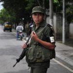 Policía de Guatemala detiene a especialista del Ejército con arma ilegal
