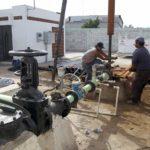 Anuncia Sideapar mantenimiento al pozo  que abastece a Pueblo Nuevo y El Volado