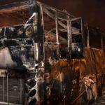 Quince muertos por una colisión frontal de autobuses en el sur de Kuwait