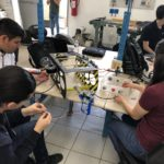 Robot submarino mexicano competirá en torneo estadunidense