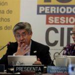 Relator de la CIDH comienza visita a Honduras con reunión con funcionarios