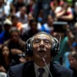 Restos de exdictador guatemalteco Ríos Montt inhumados en cementerio privado
