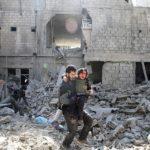 """Rusia dice que el ataque contra Siria """"tendrá consecuencias"""""""