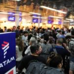 Reunión entre Latam y tripulantes en huelga en Chile finaliza sin acuerdo