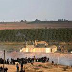 Un miliciano de Hamás muerto y otro herido en bombardeo de Israel en Gaza