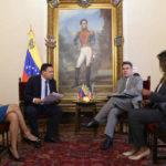 Venezuela entrega notas de protesta a EEUU, Canadá y miembros grupo de Lima