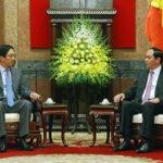 Vietnam y China llaman a resolver pacíficamente sus disputas territoriales