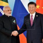 Xi y Modi se reunirán esta semana en la ciudad china de Wuhan