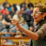 Arquitecta brasileña Rolnik declarada visitante ilustre de Montevideo