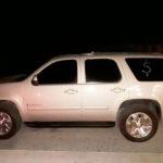 Viajaba en camioneta robada