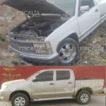 Recupera dos carros robados la PID