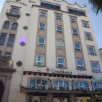 Baja ocupación hotelera en la capital