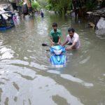 Al menos 18 muertos por fuertes lluvias en el este de la India