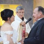 Rosalba Robles Alvarado y Santiago Soto Aros celebraron 50 años de casados