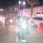 Operativo contra motociclistas irregulares