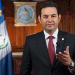 """Morales """"valora"""" que Belice fije fecha para su consulta popular por diferendo"""