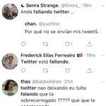 Usuarios reportan caída de Twitter otra vez